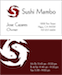 Sushi Mambo – Business Card